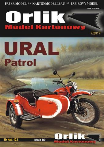 Ural paperimalli