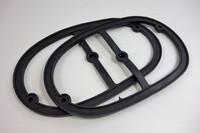 Venttiilikopan tiivistet IMZ 650 - musta