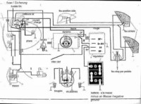 Elektroninen lataussäädin 6V