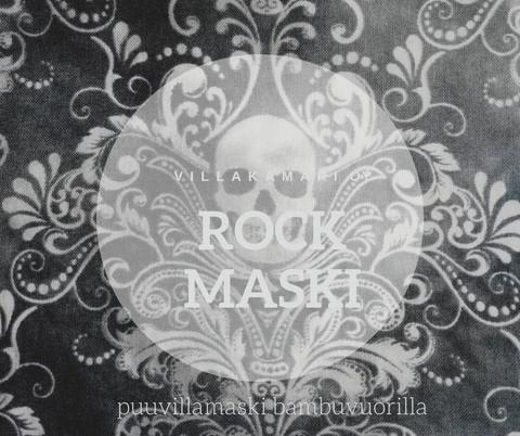 ROCK-MASKI bambuvuorilla