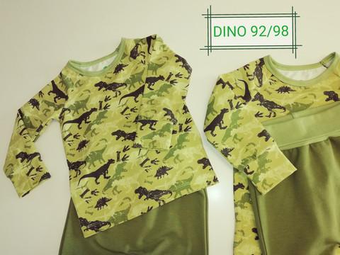 DINO pusero ja housut 92/98