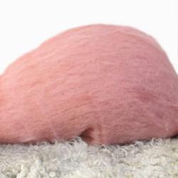 huovutusvilla vaaleanpunainen, nro. 43 (100 g)