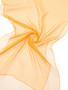 44919 intiankeltainen (lämmin keltainen), silkkisifonkihuivi