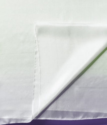 Pongeesilkki valkoinen lev. 90 cm  17 g / m