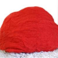 huovutusvilla punainen, nro. 23 (100 g)