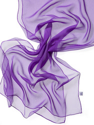 44968 laventeli, silkkisifonkihuivi