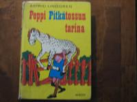 Peppi Pitkätossun tarina, Astrid Lindgren