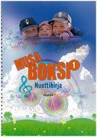 Musaboxi 1 - nuottikirja