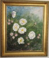 Pimpinella-ruusuja
