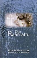 Duoraamattu, Uusi Testamentti, vanha ja uusi käännös, sininen