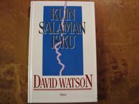 Kuin salaman isku, David Watson