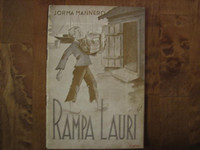 Rampa Lauri, Jorma Mannero