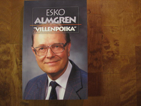Villenpoika, Esko Almgren