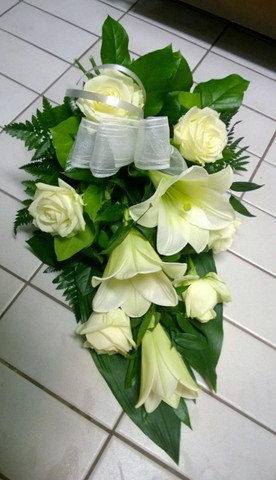 Liljaruusukimppu