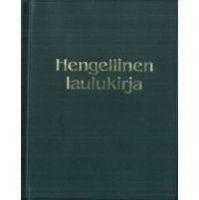 Hengellinen laulukirja, tekstikirja, musta