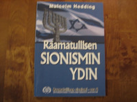 Raamatullisen sionismin ydin, Malcolm Hedding