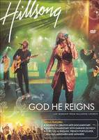 God he reigns, Hillsong united