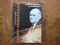 Kohti päämäärää, Eino O. Ahosen elämäkerta, Lauri Ahonen