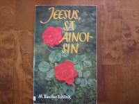 Jeesus, sä ainoisin, M. Basilea Schlink