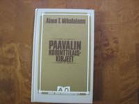 Paavalin korinttilaiskirjeet, Aimo T. Nikolainen
