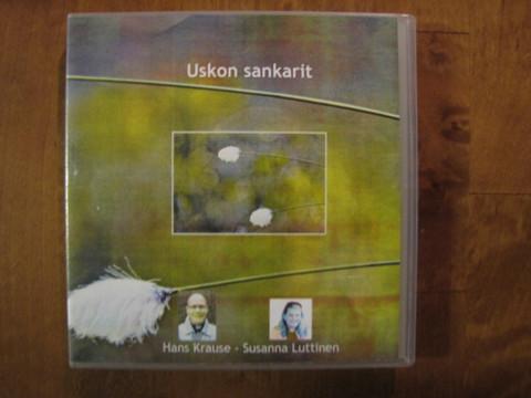 Uskon sankarit, Hans Krause, Susanna Luttinen