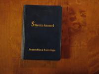 Siionin kannel, tekstikirja