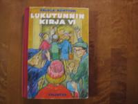 Lukutunnin kirja VI, Eero Salola, Otro Kontturi