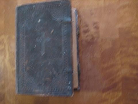 Virsi- rukous- ja evankeliumikirja
