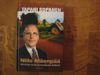 Niilo Mäenpää, pöydän alta maailman ääriin, Tapani Sopanen