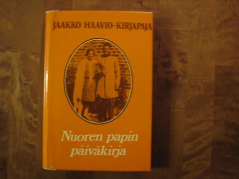 Nuoren papin päiväkirja, Jaakko Haavio