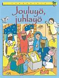 Jouluyö, juhlayö, tarrakirja, Bethan James, Jenny Tulip