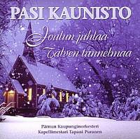 Joulun juhlaa, talven tunnelmaa, Pasi Kaunisto
