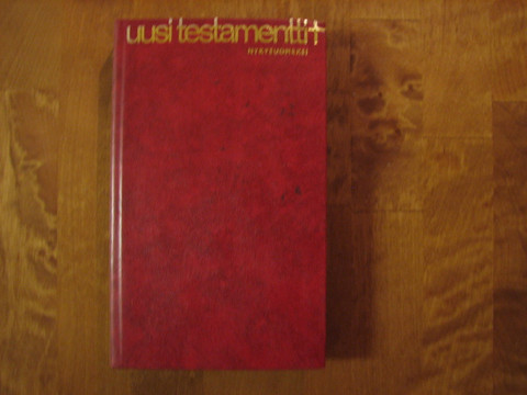 Uusi Testamentti nykysuomeksi