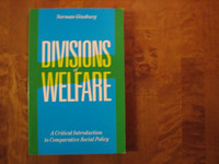 Divisions of welfare, Norman Ginsbury