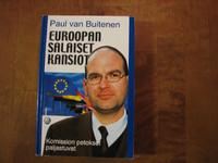 Euroopan salaiset kansiot, Paul van Buitenen
