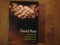 Armolahjat seurakuntaa rakentamassa, David Petts