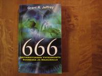 666 Antikristuksen yhteiskunta Suomessa ja maailmalla, Grant R. Jeffrey