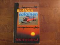 Erittäin salainen, Pentti Heinilä
