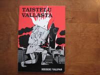 Taistelu vallasta, Heikki Valpas