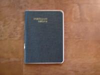 Hengellisiä lauluja, tekstikirja