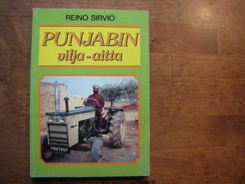 Punjabin vilja-aitta, Reino Sirviö