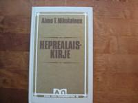 Heprealaiskirje, Aimo T. Nikolainen