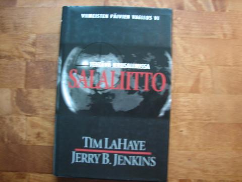 Salaliitto, tehtävä Jerusalemissa, Tim LaHaye, Jerry B. Jenkins
