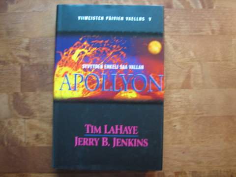 Apollyon, syvyyden enkeli saa vallan, Tim LaHaye, Jerry B. Jenkins