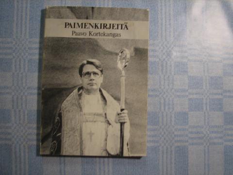 Paimenkirjeitä, Paavo Kortekangas
