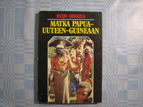 Matka Papua-Uuteen-Guineaan, Reijo Arkkila