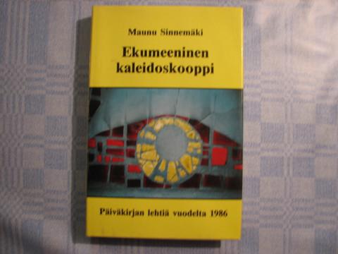 Ekumeeninen kaleidoskooppi, Maunu Sinnemäki
