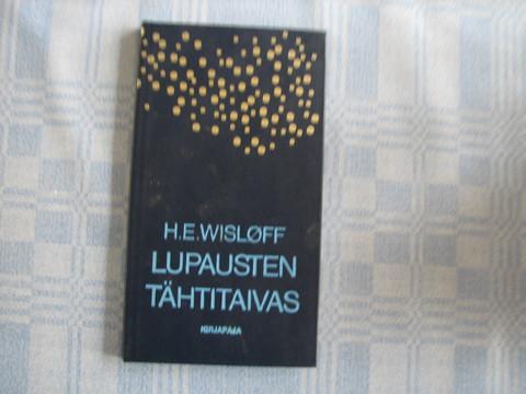 Lupausten tähtitaivas, H.E. Wislöff