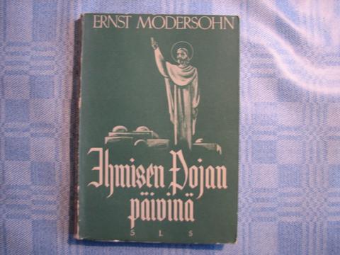 Ihmisen pojan päivänä, Ernst Modersohn