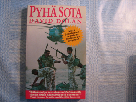 Pyhä sota, David Dolan